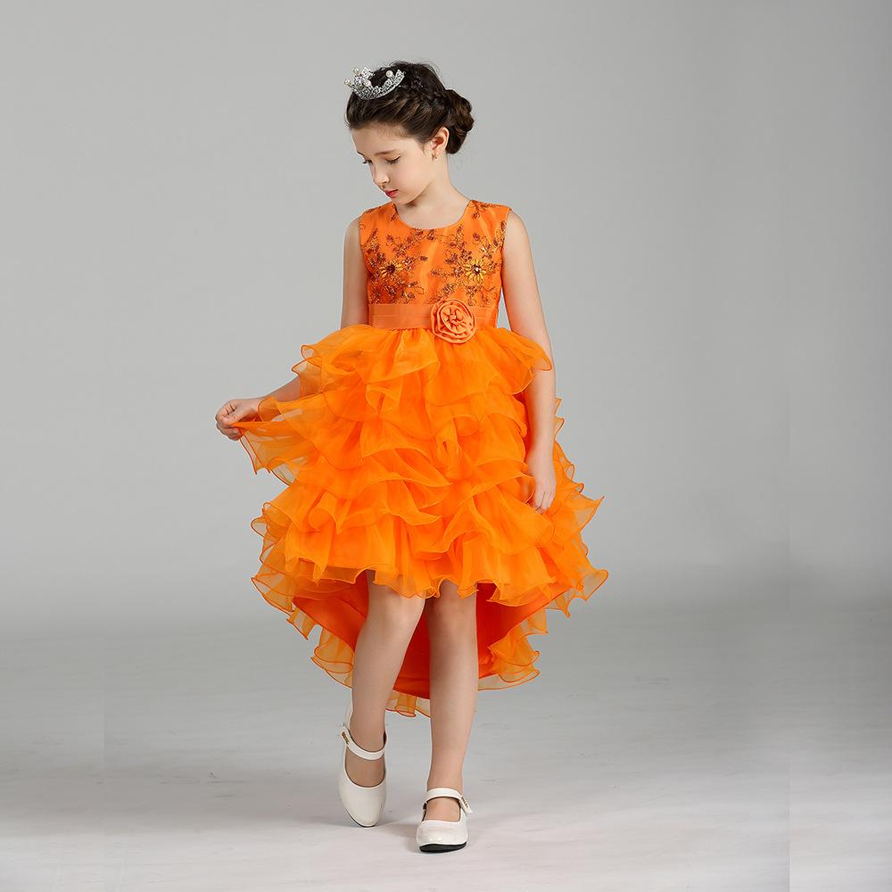Đầm công chúa nhiều tầng cho bé