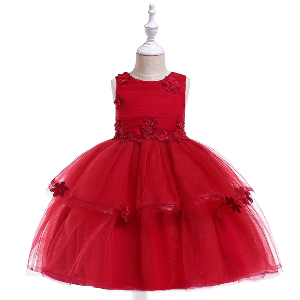 Đầm cộng chúa bé gái đẹp
